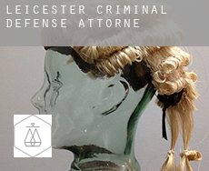 Leicester  criminal defense attorney
