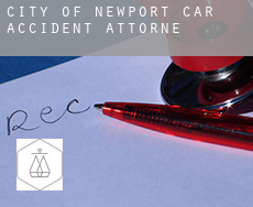 City of Newport  car accident attorney