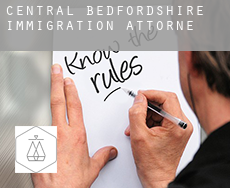 Central Bedfordshire  immigration attorney
