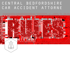 Central Bedfordshire  car accident attorney