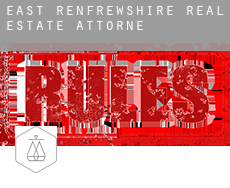 East Renfrewshire  real estate attorney