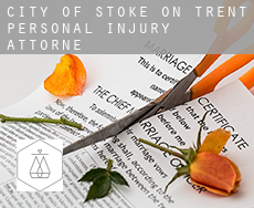 City of Stoke-on-Trent  personal injury attorney