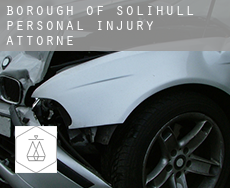 Solihull (Borough)  personal injury attorney