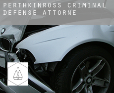 Perth and Kinross  criminal defense attorney